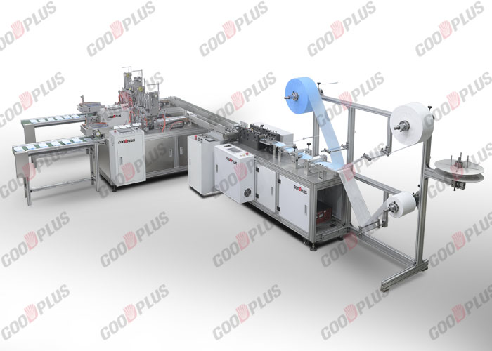 MK-290 X Mask Making Machine with Outer welding machine